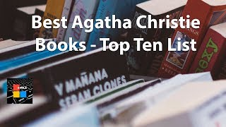 Best Agatha Christie Books   Top Ten List
