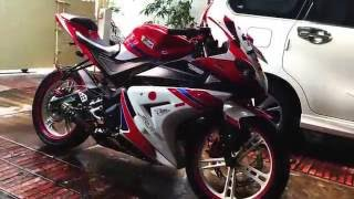 RX150 by Vocus Maju Motor updated on October 2016
