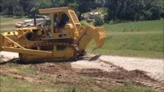 2007 caterpillar d7g for sale