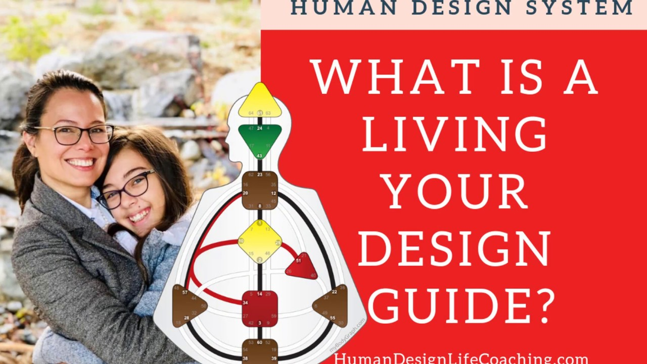 What is a Living Your Human Design Guide? Human Design System