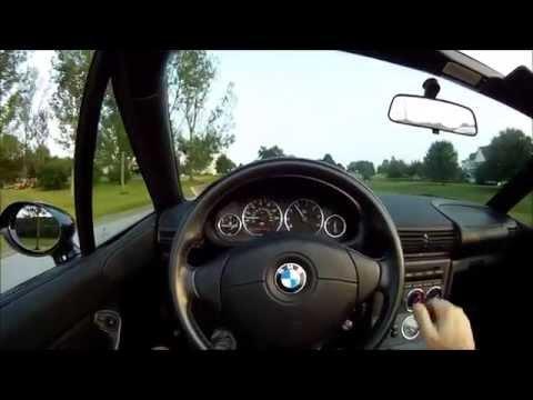 BMW Steptronic Shifting Demonstration