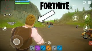 "Offline!! Fortnite Clone ""Practice Fortnite"" For Android 