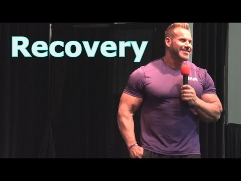 Bodybuilding Recovery - Jay Cutler