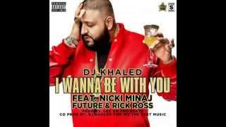 DJ Khaled I wanna be with you(clean version)MTV version
