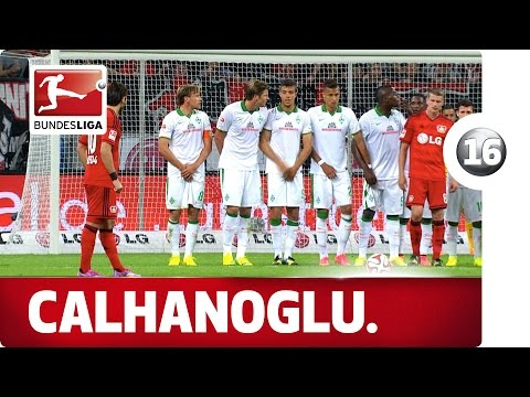 Hakan Calhanoglu's Free-Kicks - Advent Calendar Number 16