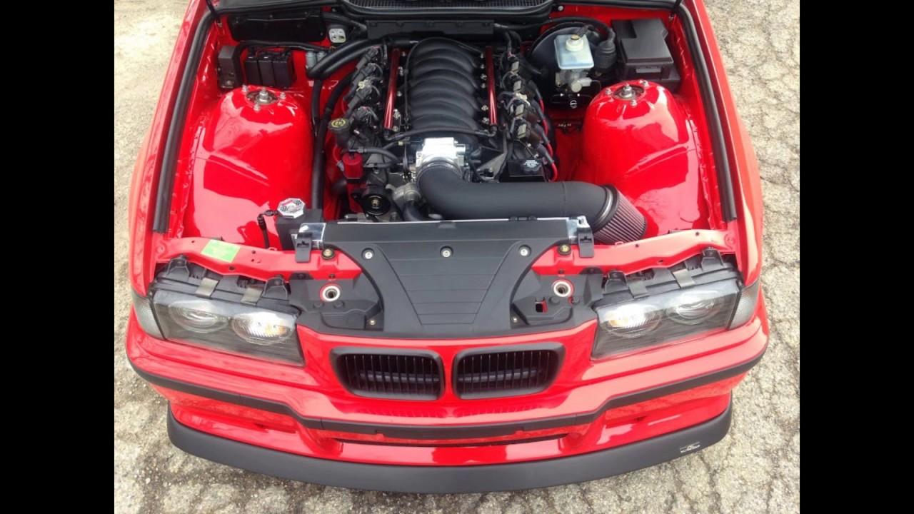Build A BMW >> BMW E36 M3 Lsx build - YouTube