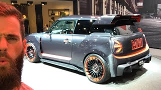 I've ordered this crazy Mini JCW Works GP!