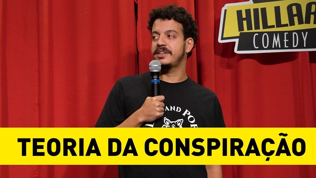 Rodrigo Marques - Minha Sobrinha Andou - Stand Up Comedy