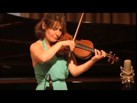 Irina Muresanu performs Enescu - Two Airs In Romanian Folk Style