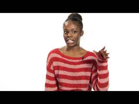 Azealia Banks On Hair | for 'MTV Style' (2012)