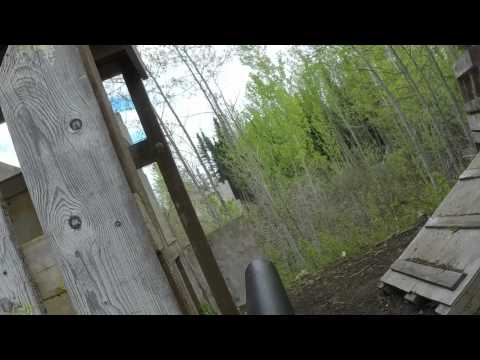 Lock and Load Paintball in Thompson, Manitoba