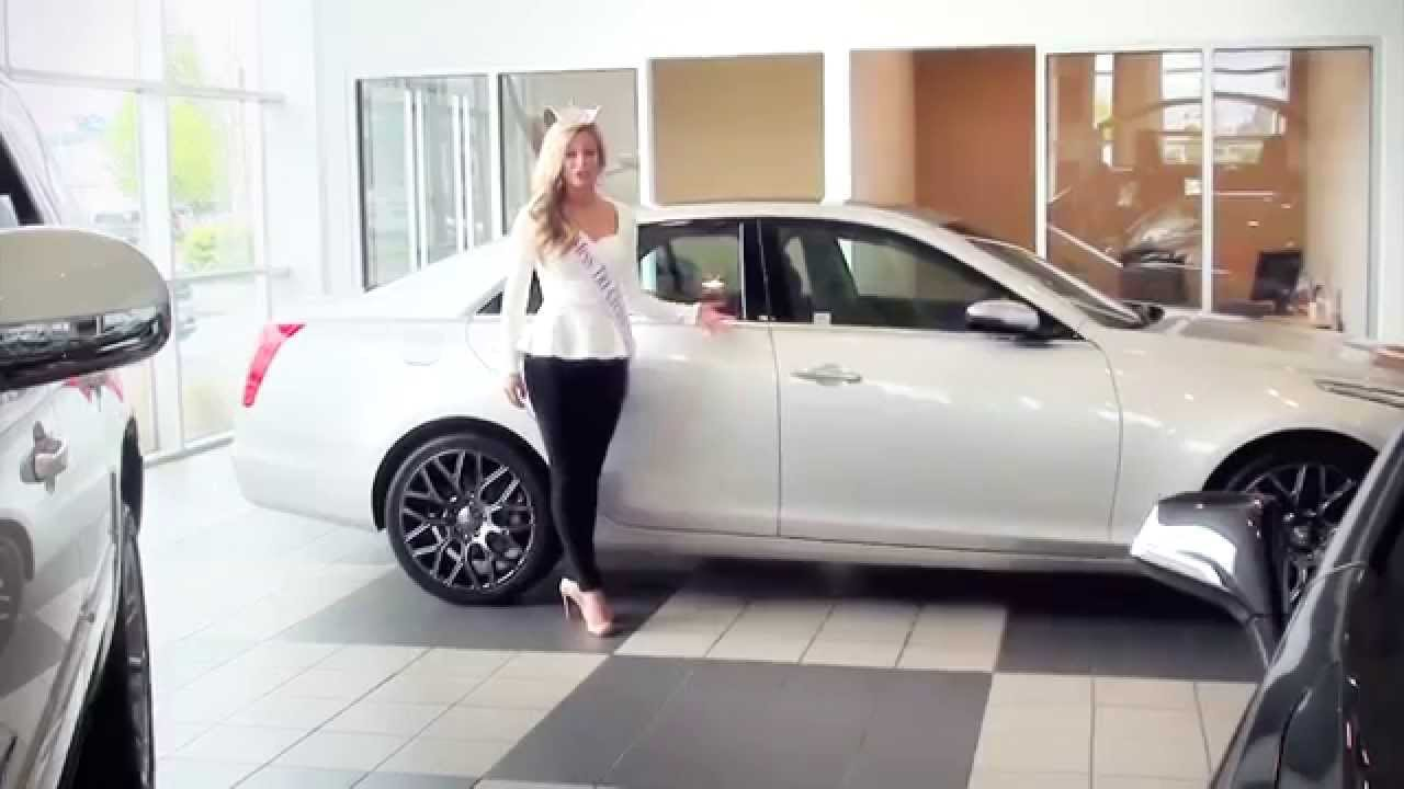 Brotherton Cadillac Commercial Featuring: Janae Calaway