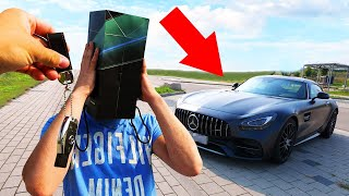 BUYING MY BEST FRIEND A $200,000 SUPER CAR (Surprise Prank)