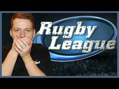RETRO RUGBY LEAGUE | RUGBY LEAGUE 1 (PS2)