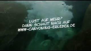 Canyoning im Tessin - Canyoning Camp mit canyoning erleben