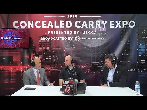 Rob Pincus & Tim Talking Training and Education - USCCA Expo 2018