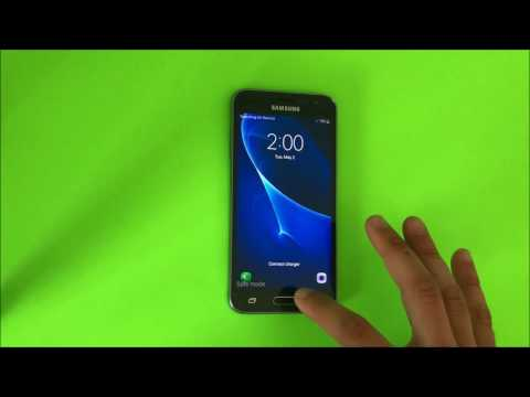 How To Get Samsung Galaxy J3 IN & OUT Of Safe Mode