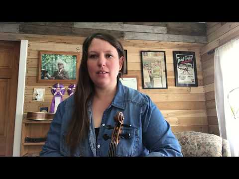 Country Waltz | Practice Video | The American Fiddle Method Vol 1 By Brian Wicklund