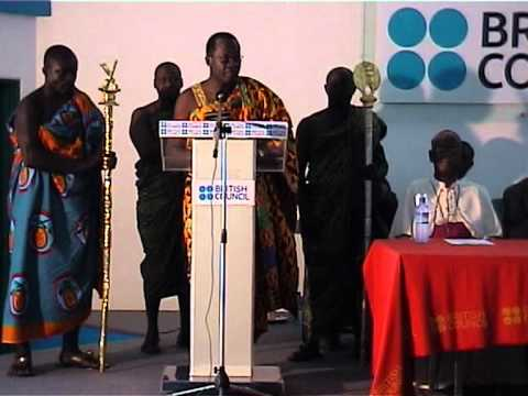 Motec Conference at The British Council, Accra, Ghana - part 1