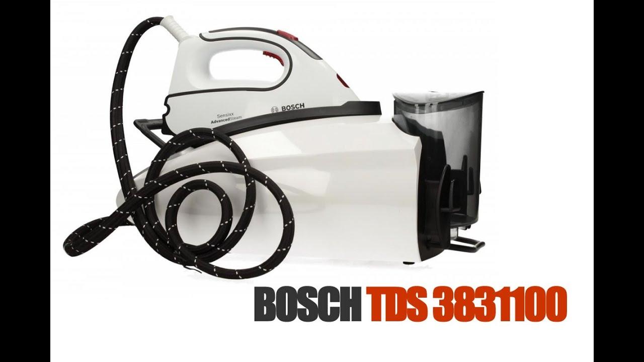 bosch tds 3831100 steam generator bosch tds 3831100 review. Black Bedroom Furniture Sets. Home Design Ideas