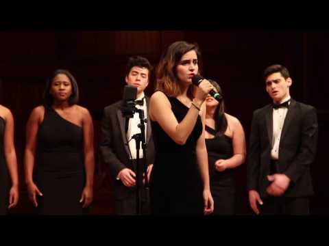 Drowning Shadows (Sam Smith) - Veritones A Cappella Cover