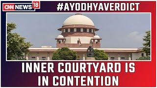 Ayodhya Verdict: Muslims Haven't Been Able To Establish Possessory Title, Says SC