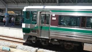 キハ185憲法(準国鉄色2Bリバイバル急行よしの川)高松駅入線