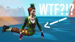 4 BRAND NEW Fortnite Glitches in 1 Video
