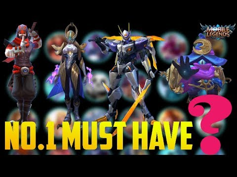 TOP 5 MUST HAVE HEROES IN MOBILE LEGENDS