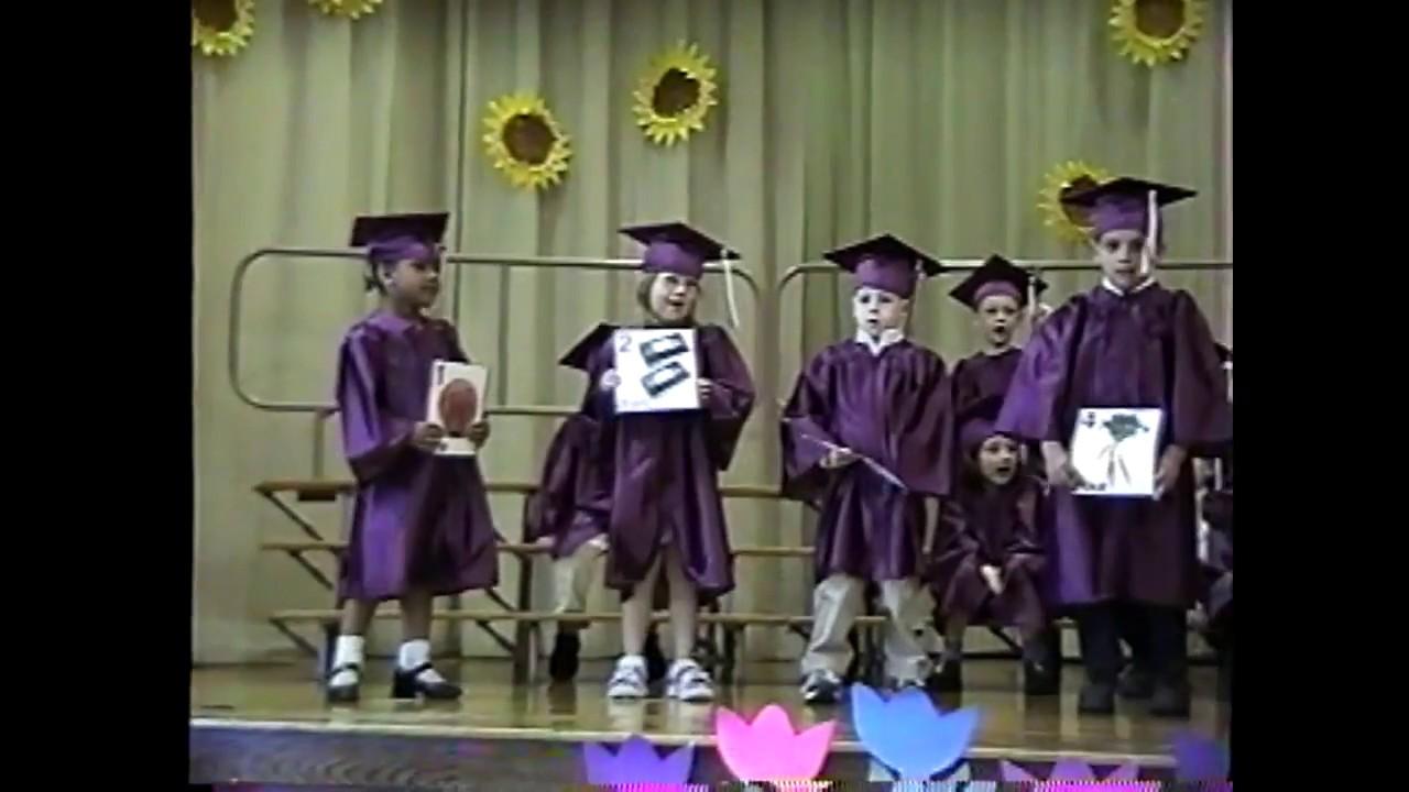 MES Kindergarten Graduation  6-13-02