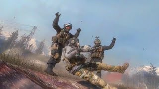 """GHOST IS ALIVE! Evidence that """"Ghost"""" Never Died in MW2! Theories & Speculation!"""