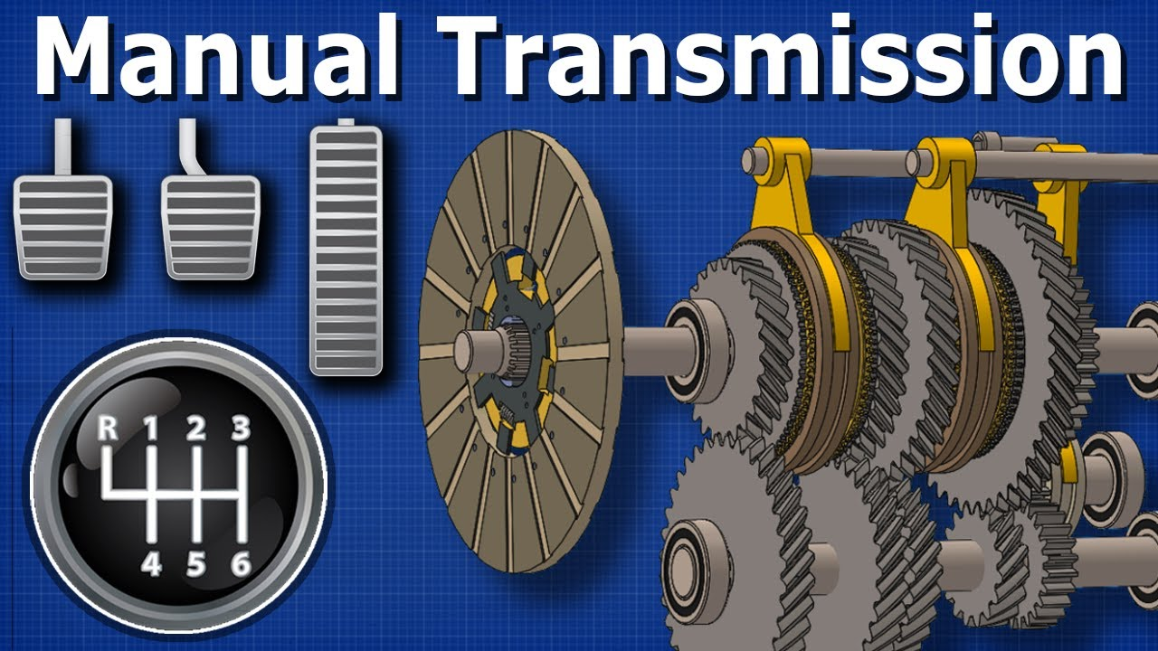 How Manual Transmission Works Automotive Technician Shifting Youtube