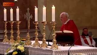 SZENTM SE Kozma  mre atya aranymisГ©je a Ferences templomban 2013.09.14