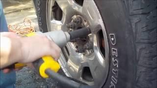 Dewalt Electric Impact Wrench Corded half inch DW292