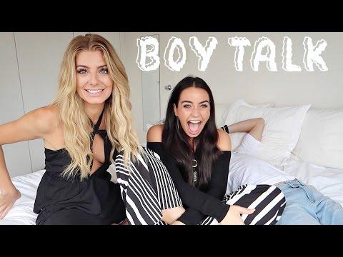 LET'S TALK ABOUT SEX & BOYS W/ Jacko Brazier & Rochelle Fox
