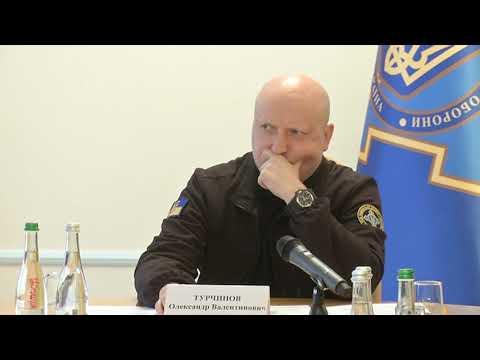 О. Турчинов: Подальше реформування ОПК неможливе без необхідного законодавчого забезпечення