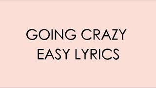 [FULLAUDIO] TREASURE 7- GOING CRAZY (미쳐가네) [EASY LYRICS]