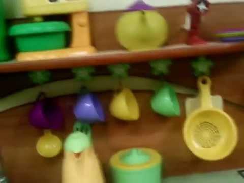 уголок в детском саду