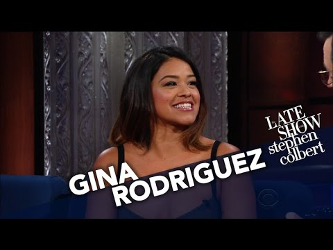 Thumbnail: Gina Rodriguez Is Playing Another Virgin: Mary