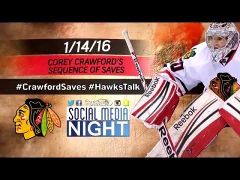 #HawksTalk Top Moment: #CrawfordSaves