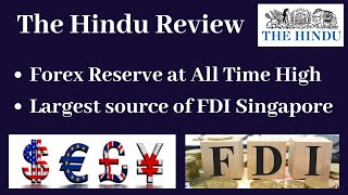 India's foreign exchange reserve at all time high, according to RBI