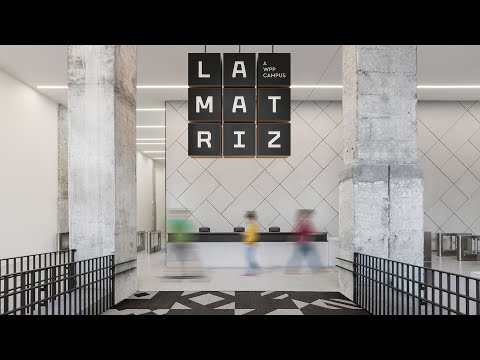 La Matriz Madrid: The Creative Heart of Madrid