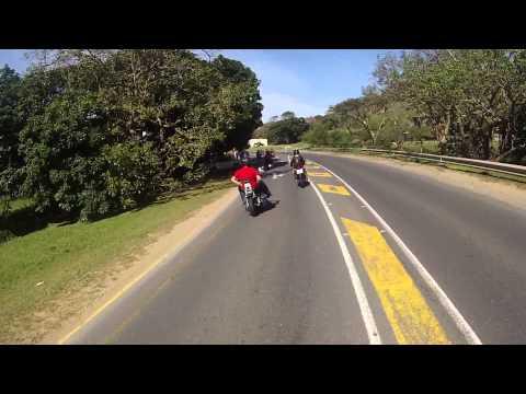 Africa Bike Week 2013 - Mass Ride (Harley Davidson) HD