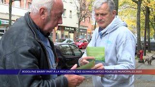 Yvelines | Rodolphe Barry part à la rencontre des guyancourtois pour les Municipales 2020