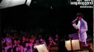 張。敬軒。unplugged。第一樂章音樂會。MEDLEY(新不了情+那麼愛你為甚麼)