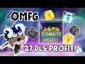 Growtopia l How To Get Rich [27 DLS PROFIT] ft. TheRaya