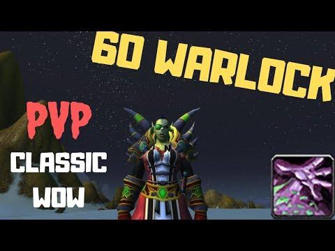 60 Warlock PVP - CLASSIC WOW (SM/Ruin)