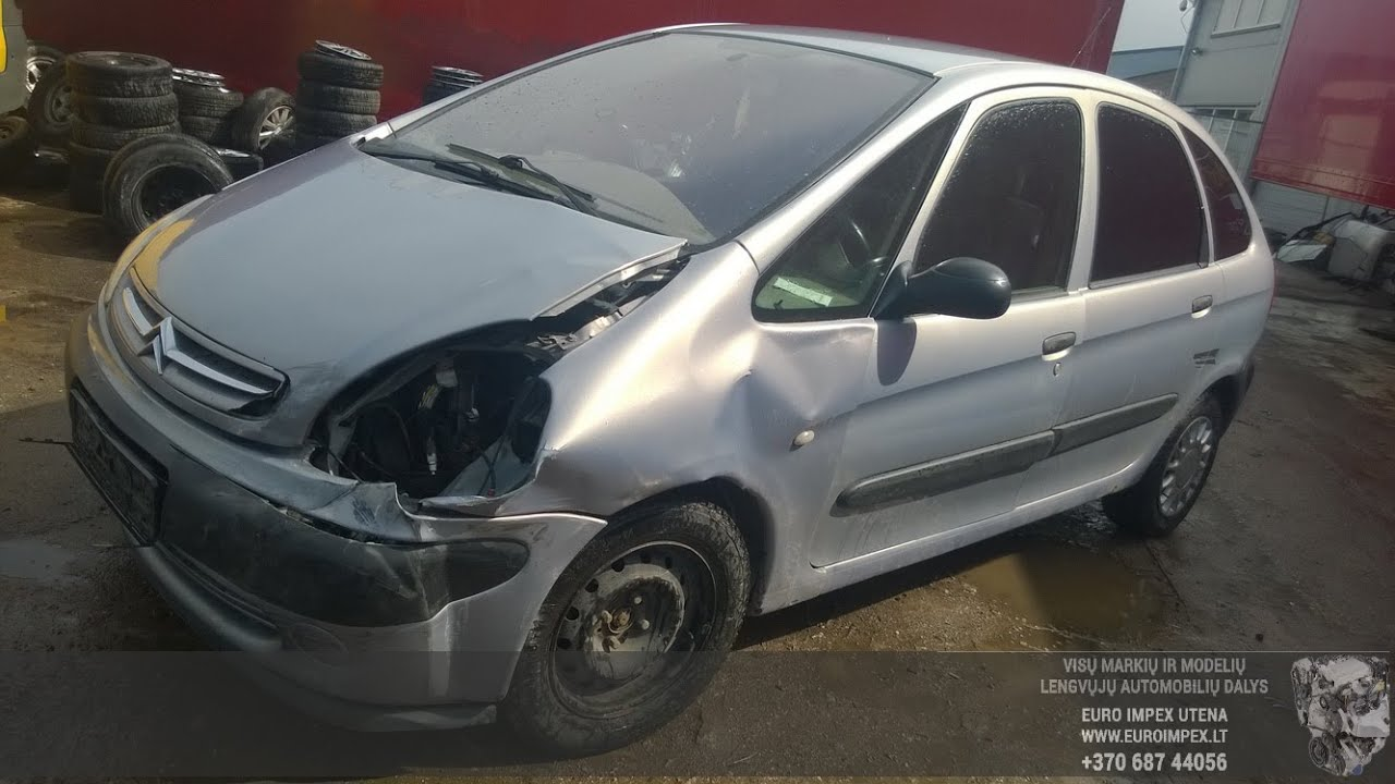 Car Recycler Parts Citroen Xsara Picasso  1999 2 0 Hdi 66kw Diesel Mechanical