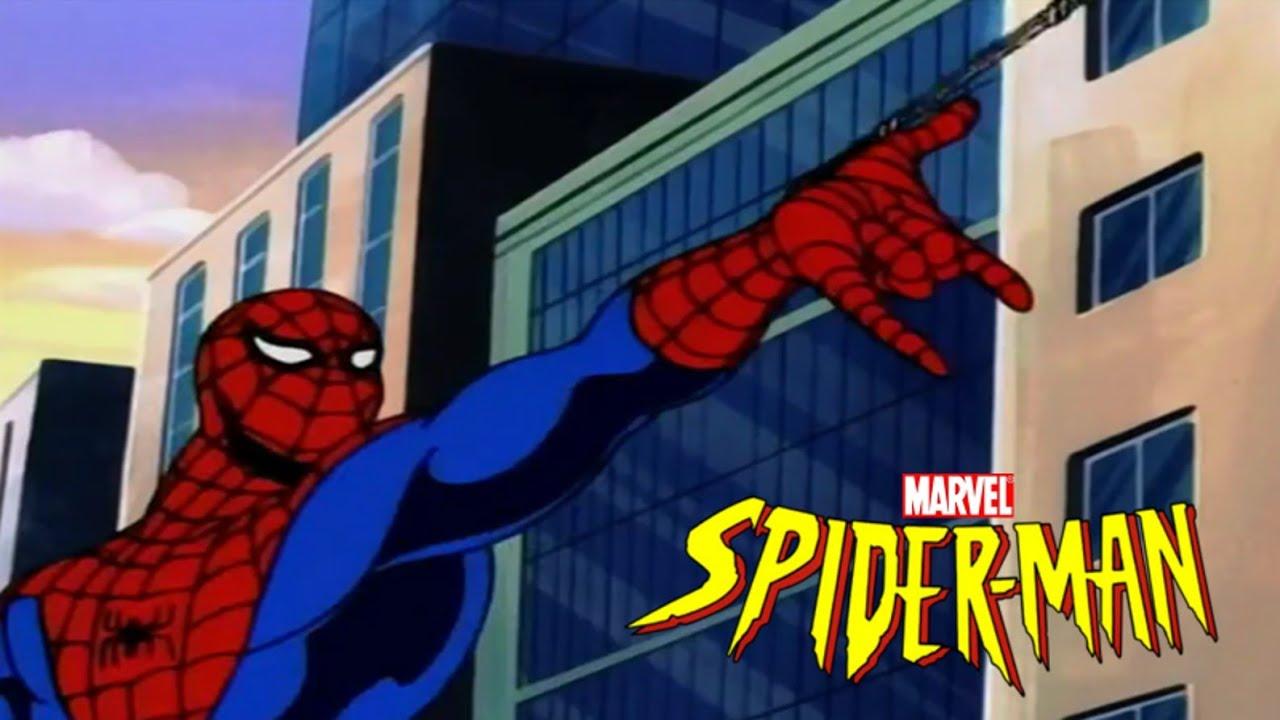 Marvel The Spectacular Spider-Man: Season 1   DVD   BIG W