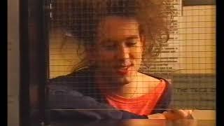 The Cure - The Big Hand + Cut live (Snub TV) January 1991